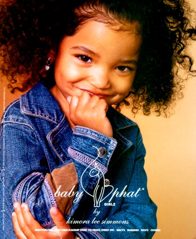 Babyphat 1 girl closeup
