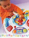 Fisher Price ad pointing Photo by Tosca Radigondabig