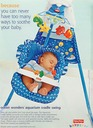 Fisher Price Sleeping swing baby photo by Tosca Radigondabig